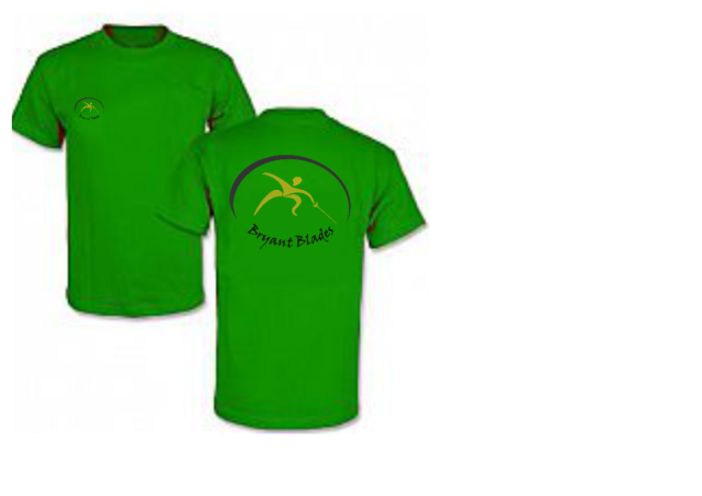 Bryant Blade t-shirts